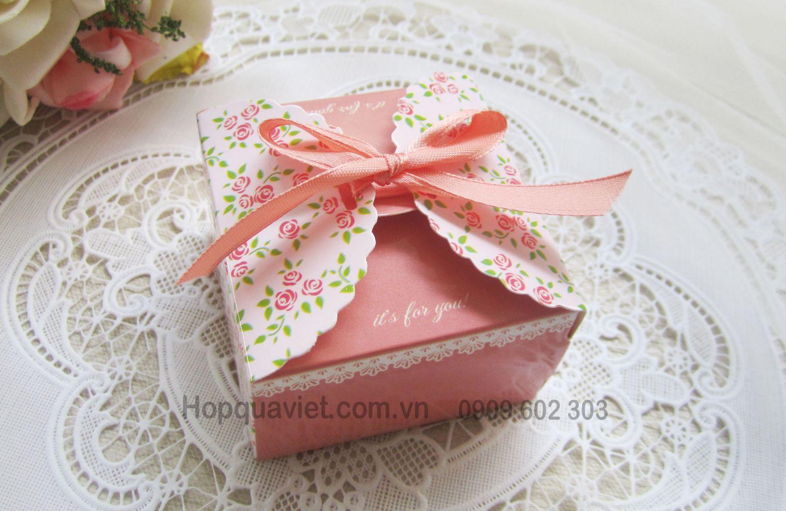 Những lỗi cơ bản khi chọn quà cảm ơn khách đến cưới