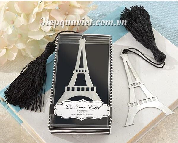 Bookmark (đánh dấu sách) tháp Eiffel