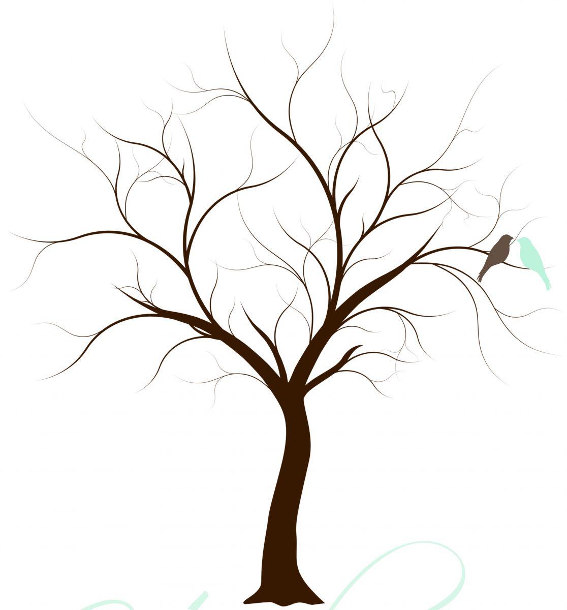 Tree two bird